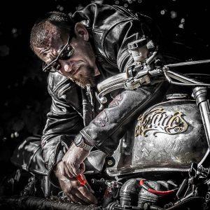 Nico biker